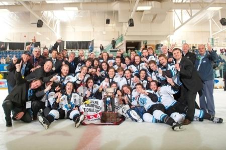 2011-12 BCHL Season