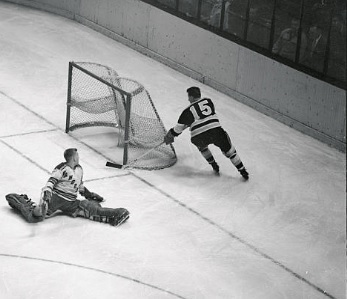 1954–55 Boston Bruins season
