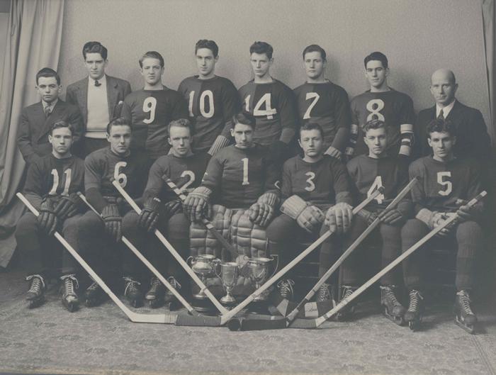 1939-40 MIAA Season