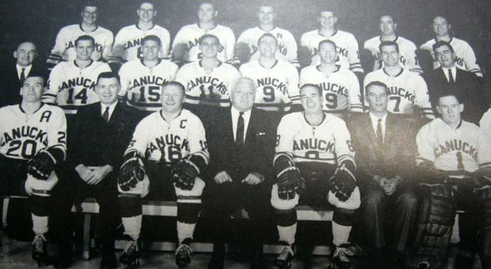 Vancouver Canucks (WHL)