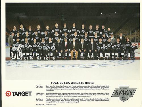 1994–95 Los Angeles Kings season