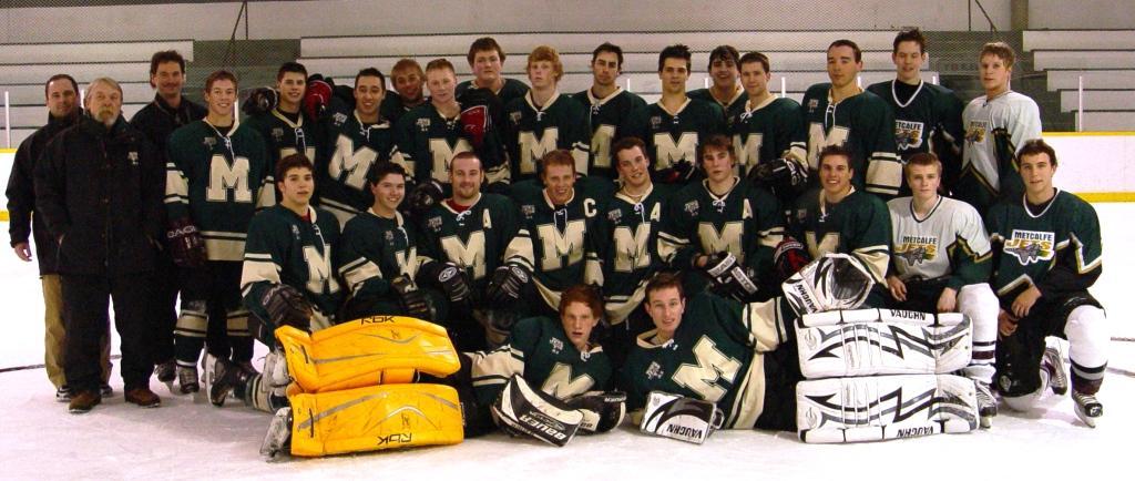 2007-08 EOJBHL Season