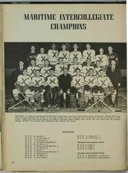 1963 SFXU team
