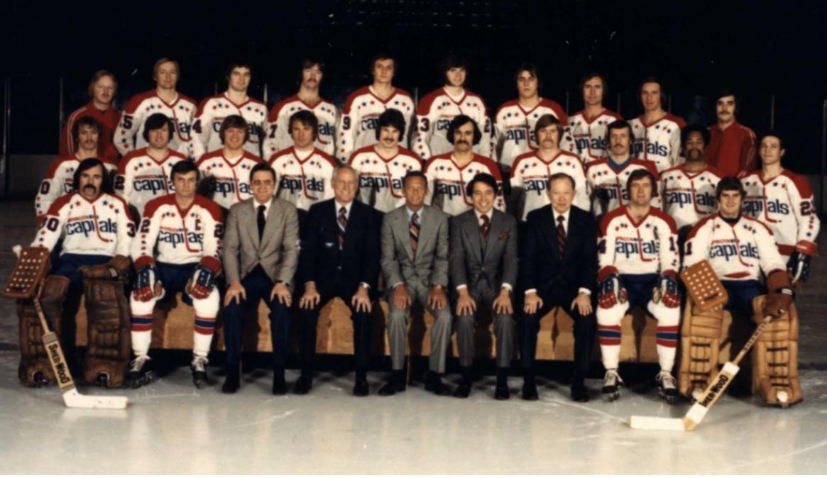 1974–75 Washington Capitals season