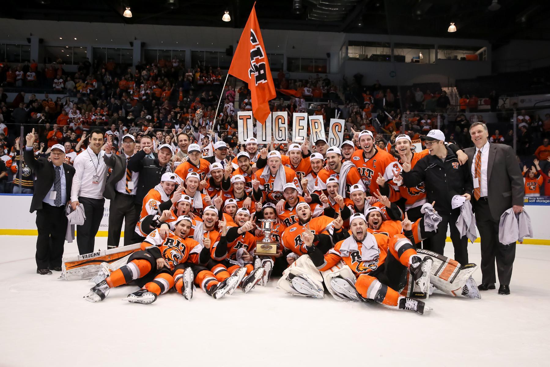 2015-16 Atlantic Hockey Season