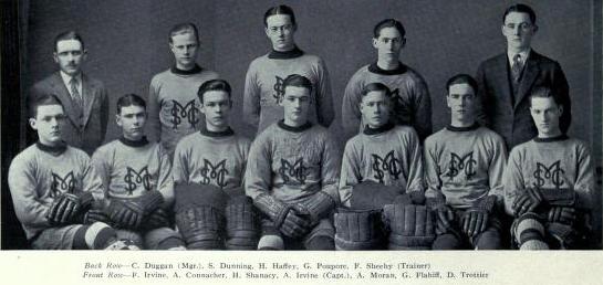 1924-25 OHA Junior Season