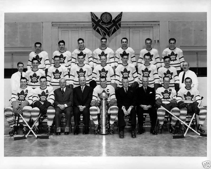 1946–47 Toronto Maple Leafs season