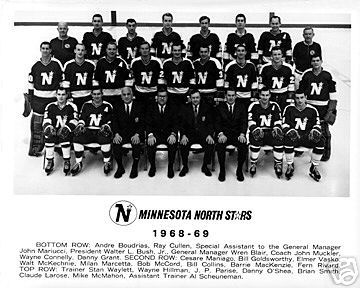1968–69 Minnesota North Stars season