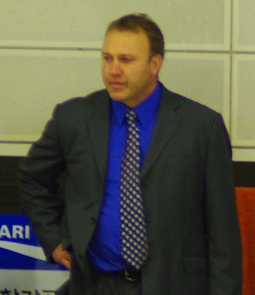 Mark Pederson