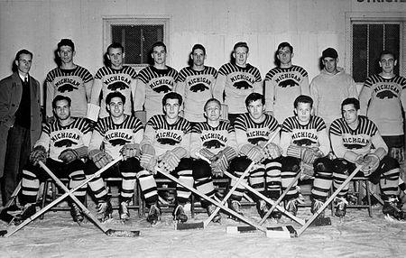 1947–48 Michigan Wolverines men's ice hockey season