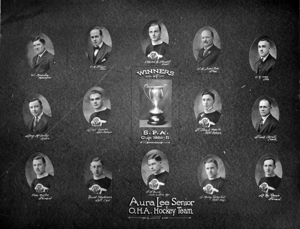 1920 SPA Senior Tournament