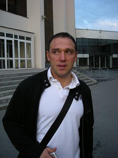 Sergei Krivokrasov