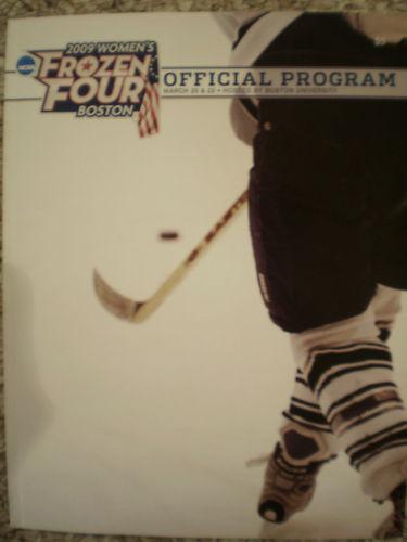 2009 NCAA Division I Women's Ice Hockey Tournament