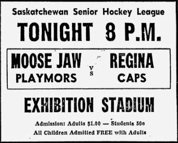 1958-59 Saskatchewan Senior Playoffs