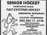 Prairie Senior Hockey League