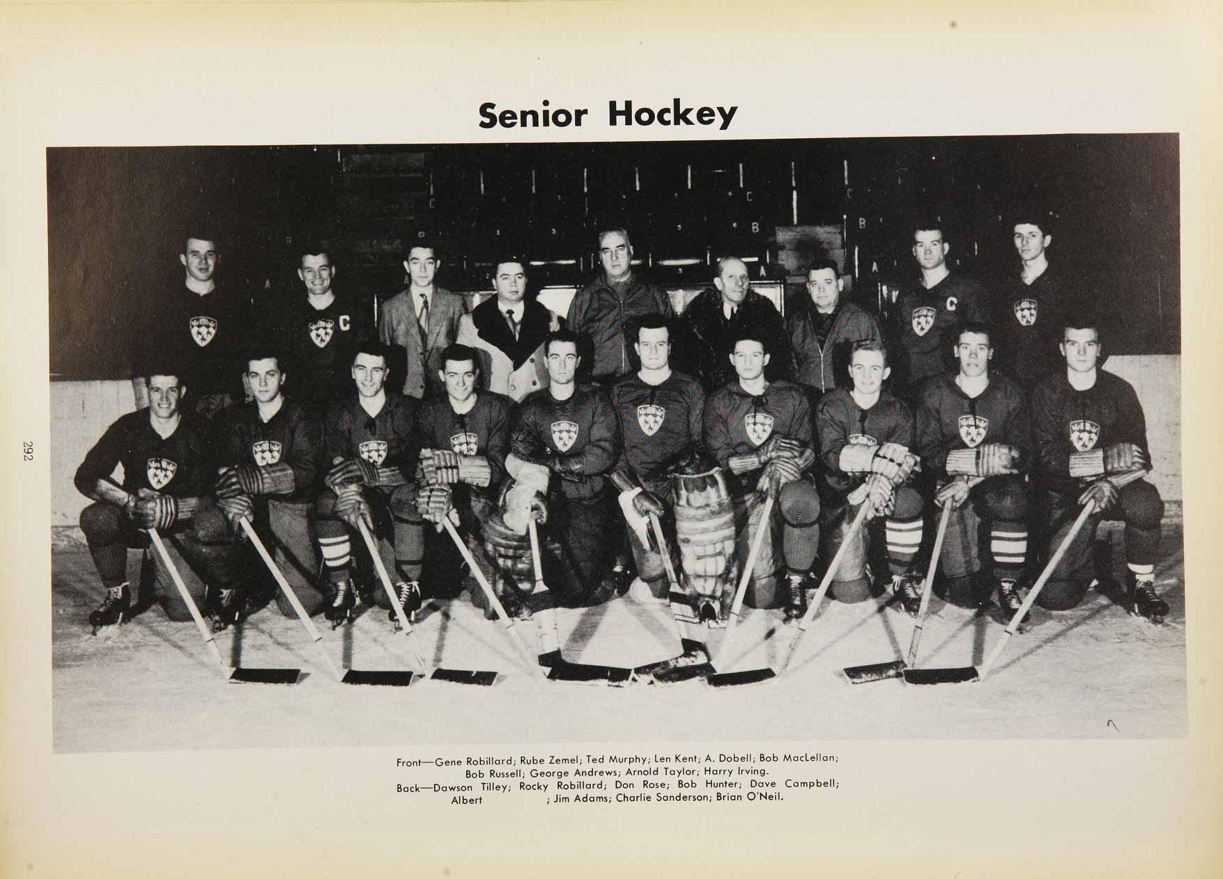 1949-50 CIAU Season