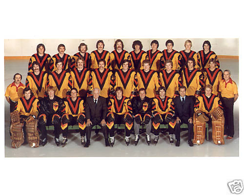 1978–79 Vancouver Canucks season