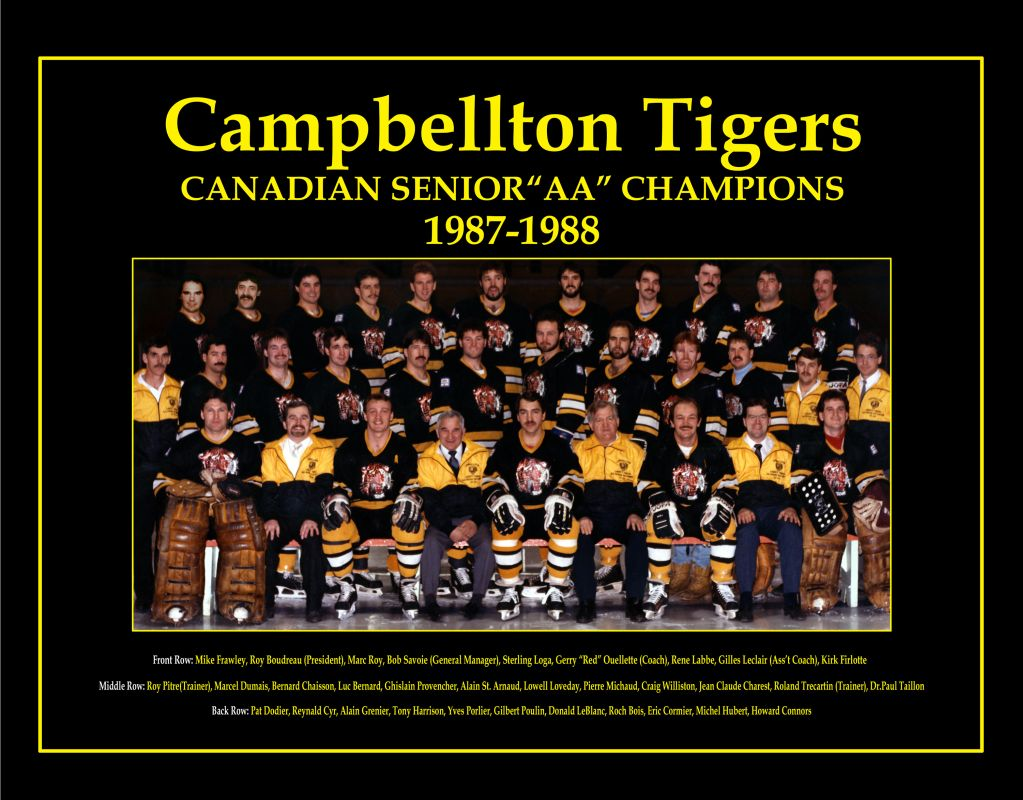 1987-88 Hardy Cup Championships