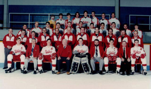 1992-93 NDJCHL Season