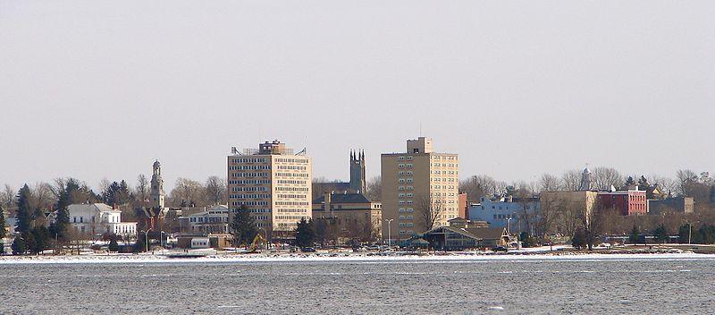 Ogdensburg, New York