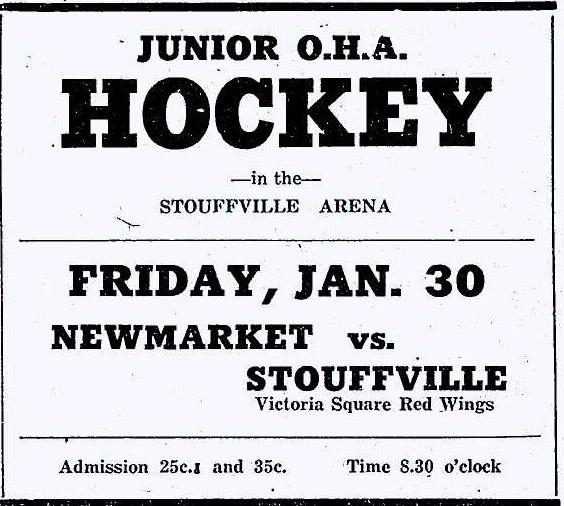 1947-48 OHA Junior C Season