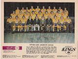 1979–80 Los Angeles Kings season