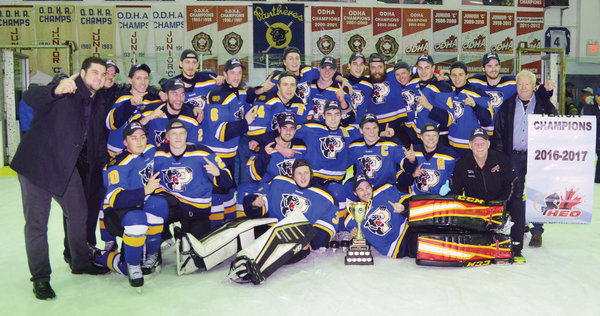2016-17 NCJHL Season