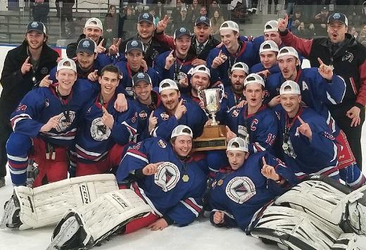 2017-18 CalJHL Season