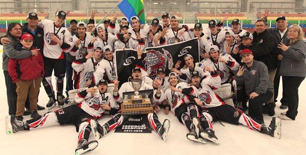 2017-18 KJHL Season