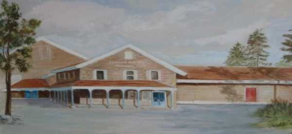 Eleanor Pew-Morris Memorial Arena