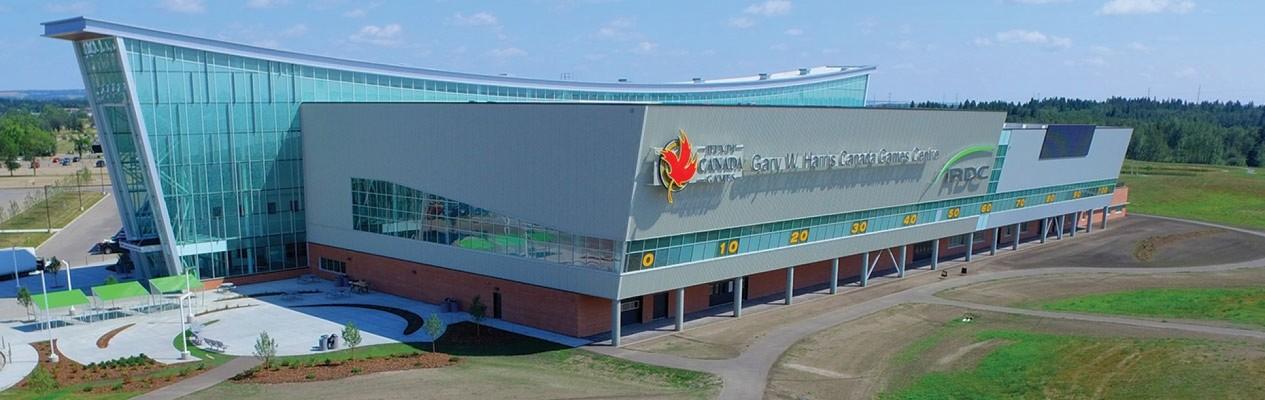 Gary W. Harris Canada Games Centre