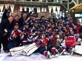 2013 Dudley Hewitt Cup