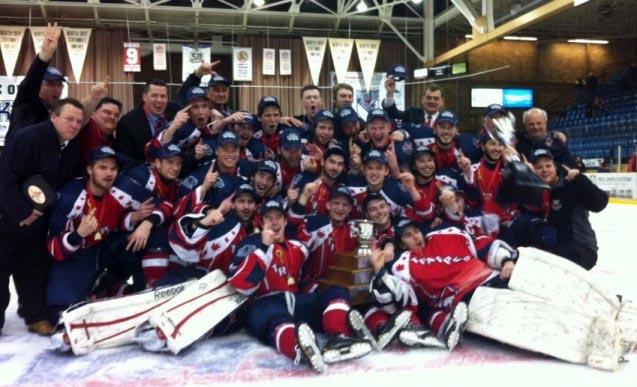 2012-13 NOJHL Season