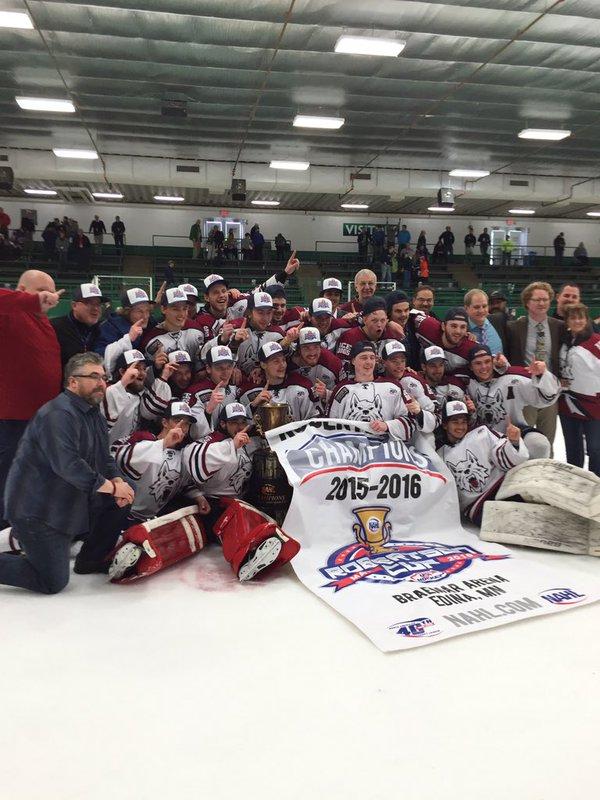 2015-16 NAHL Season