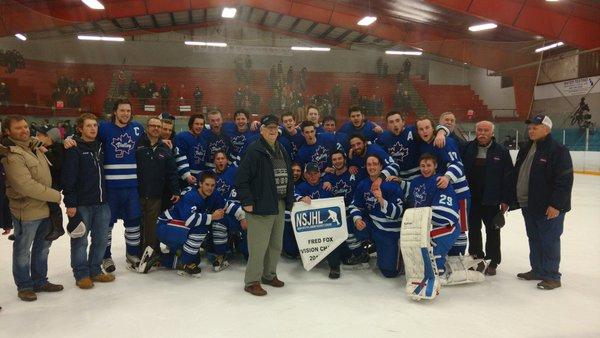 2015-16 NSJHL Season