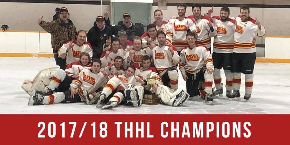 2017-18 Tiger Hills Hockey League season