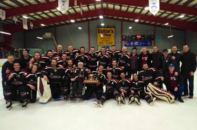 2018-19 Newfoundland Senior Hockey League Season