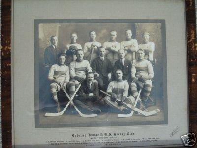 1921-22 OHA Junior Season