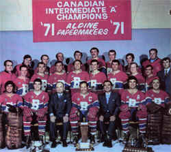 1970-71 Eastern Canada Intermediate Playoffs