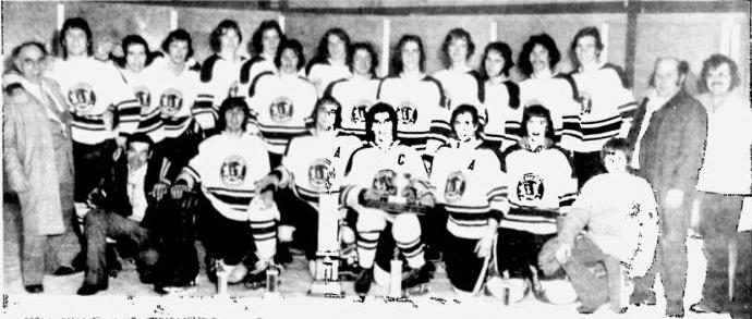 1975 Hewitt-Dudley Memorial Trophy