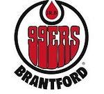 logo as Brantford 99ers