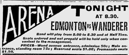 1908–09 Montreal Wanderers season