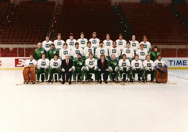 1982–83 Hartford Whalers season