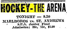 1926 SPA Junior Tournament