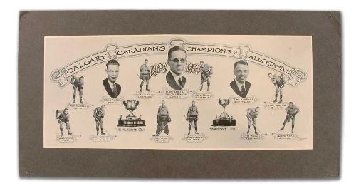 1929-30 Alberta Junior Playoffs