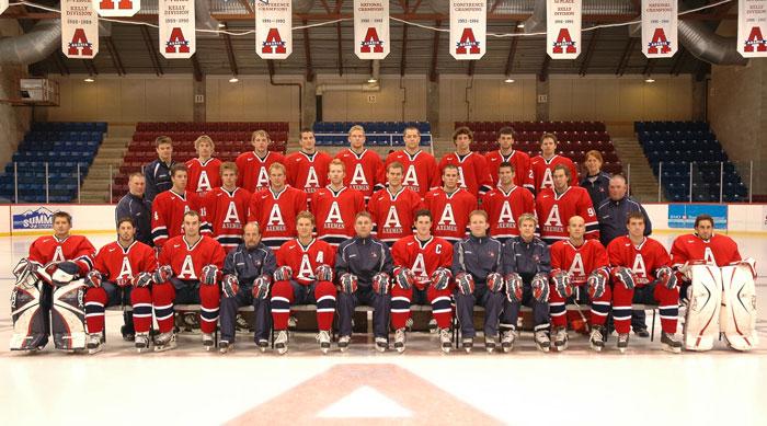 2007-08 AUS Season
