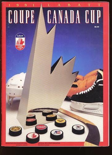 1991 Canada Cup