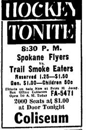 1954-55 WIHL Season