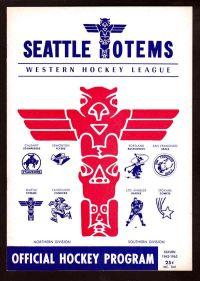 1962-63 WHL (minor pro) Season