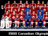 1987-88 Canada men's national ice hockey team